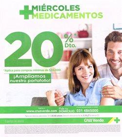 Ofertas de Medicamentos en Cruz verde