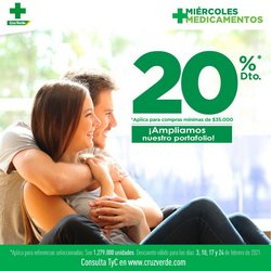 Catálogo Cruz verde en Cartago ( Caducado )