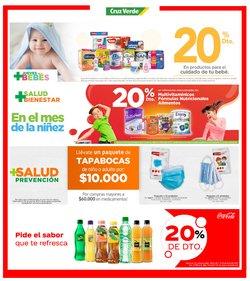 Catálogo Cruz verde en Medellín ( 12 días más )
