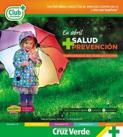 Catálogo Cruz verde ( 8 días más )