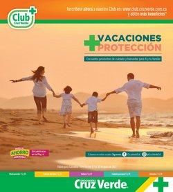 Ofertas de Cruz verde en el catálogo de Cruz verde ( 14 días más)