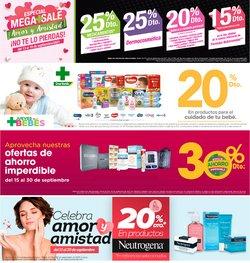 Ofertas de Farmacias, Droguerías y Ópticas en el catálogo de Cruz verde ( Publicado hoy)