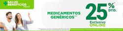 Cupón Cruz verde en Bogotá ( 5 días más )