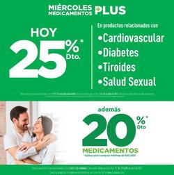 Cupón Cruz verde en Medellín ( 2 días publicado )