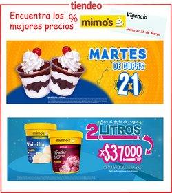 Catálogo Helados Mimo's ( Publicado ayer )