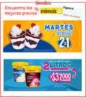 Catálogo Helados Mimo's en Villavicencio ( Caducado )