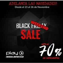 Ofertas de Tiendas Play  en el catálogo de Bogotá