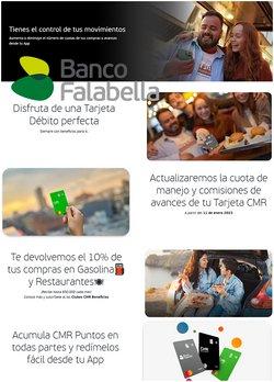 Catálogo Banco Falabella ( Publicado hoy)