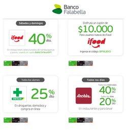 Ofertas de Bancos y Seguros en el catálogo de Banco Falabella ( 12 días más)