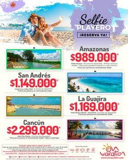 Catálogo On Vacation ( Vence mañana)
