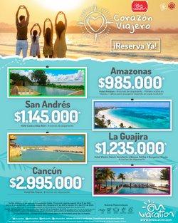 Ofertas de Viajes en el catálogo de On Vacation ( Publicado ayer)
