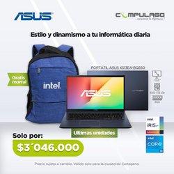 Ofertas de Informática y Electrónica en el catálogo de Compulago ( 3 días más)