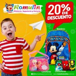 Catálogo Romulo Montes ( Caducado )