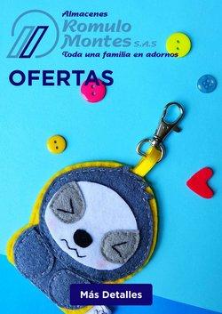Ofertas de Romulo Montes en el catálogo de Romulo Montes ( Publicado ayer)