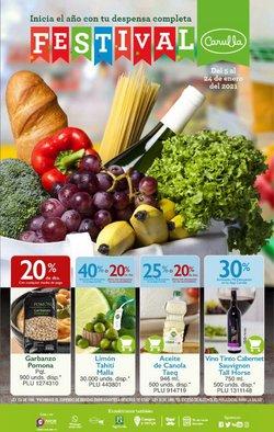 Ofertas de Supermercados en el catálogo de Carulla ( 7 días más )