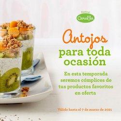 Ofertas de Supermercados en el catálogo de Carulla en Madrid ( 3 días más )
