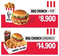 Ofertas de KFC en el catálogo de KFC ( Vence mañana)