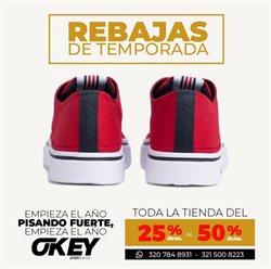 Ofertas de Deporte en el catálogo de Okey Sport Wear en Barranquilla ( Caduca hoy )