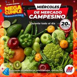 Ofertas de MegaTiendas en el catálogo de MegaTiendas ( 10 días más)