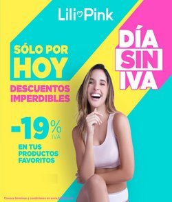 Catálogo Lili Pink ( Vence hoy)