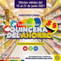 Ofertas de Surtifamiliar en el catálogo de Surtifamiliar ( Vence hoy)