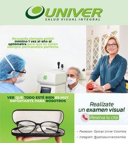 Catálogo Óptica Univer ( Más de un mes)