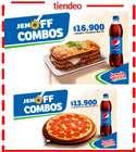 Catálogo Jeno's Pizza en Villavicencio ( Caducado )
