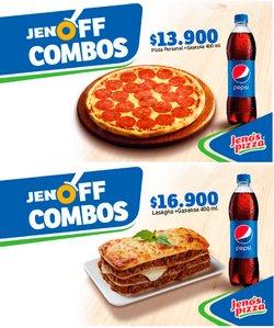 Catálogo Jeno's Pizza ( 30 días más)