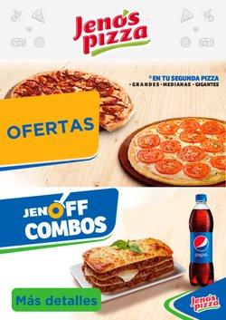 Catálogo Jeno's Pizza ( 29 días más)