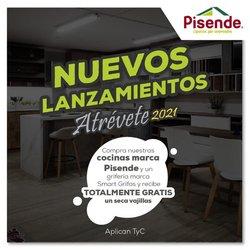 Catálogo Bodegas Pisende ( Caducado )