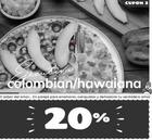 Cupón Pizzas Piccolo ( 9 días más )