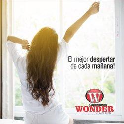 Ofertas de Colchones Wonder en el catálogo de Colchones Wonder ( 9 días más)