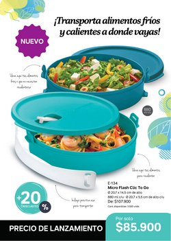 Ofertas de No en Tupperware