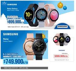 Catálogo Samsung en Bogotá ( Caducado )