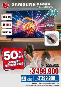 Ofertas de Informática y electrónica en el catálogo de Samsung en Santa Marta ( 2 días más )