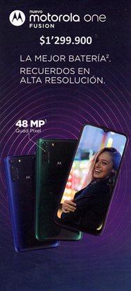 Ofertas de Motorola en Motorola
