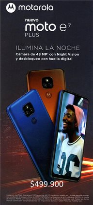 Ofertas de Moto en Motorola