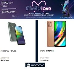 Catálogo Motorola ( 3 días más)