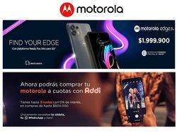 Catálogo Motorola ( 7 días más)