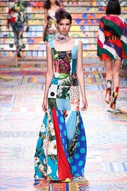 Ofertas de Vestido estampado en Dolce & Gabbana