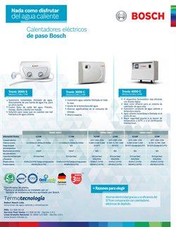 Ofertas de Agua en Bosch