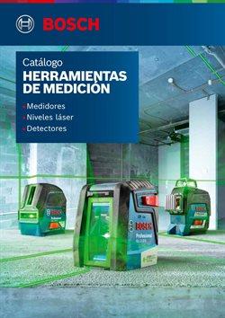 Ofertas de Ferreterías y Construcción en el catálogo de Bosch en Aracataca ( Más de un mes )