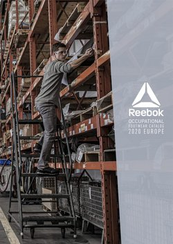 Catálogo Reebok ( Vencido)