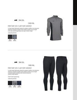 Ofertas de Pantalones de deporte en Under Armour