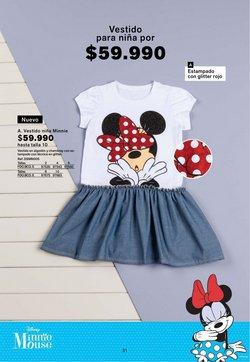 Ofertas de Vestido niña en Disney