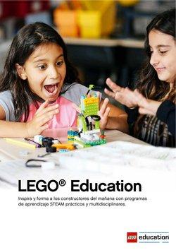 Ofertas de Juguetes y bebes en el catálogo de LEGO en Bello ( Más de un mes )