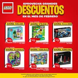 Ofertas de Muñecas en LEGO