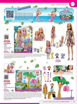 Ofertas de Barbie en el catálogo de Mattel ( 8 días más)