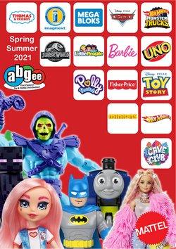 Catálogo Mattel ( Más de un mes)