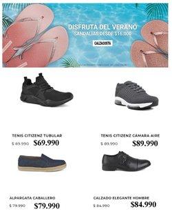 Ofertas de Calzacosta en el catálogo de Calzacosta ( 19 días más)